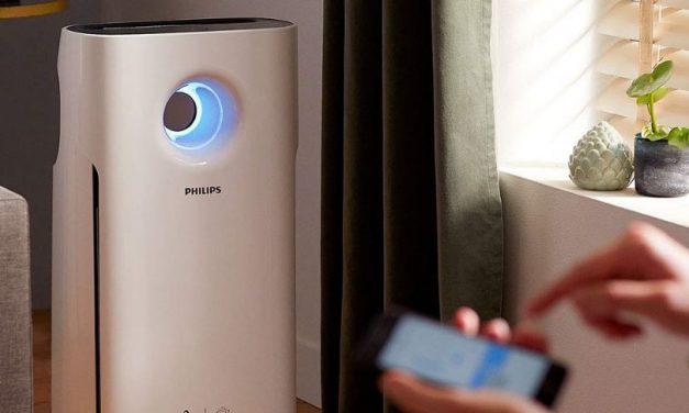 افضل 10 اجهزة تنقية الهواء في 2021