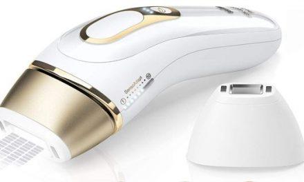 افضل 10 اجهزة ليزر لازالة الشعر المنزلي في 2021