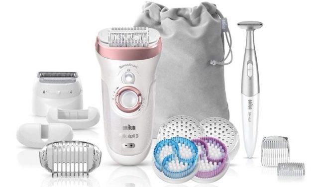 افضل 10 اجهزة ازالة الشعر للنساء تقييمًا في امازون السعودية ومواصفاتها
